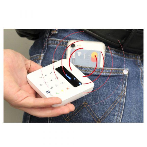Anti-skimming kort RFID / NFC