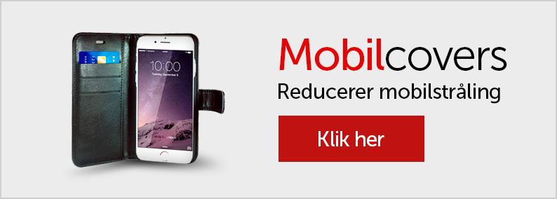 RadiCover - Mobilcovers med beskyttelse mod mobilstråler